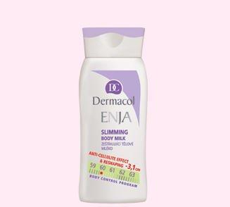 Dermacol ENJA Slimming body milk