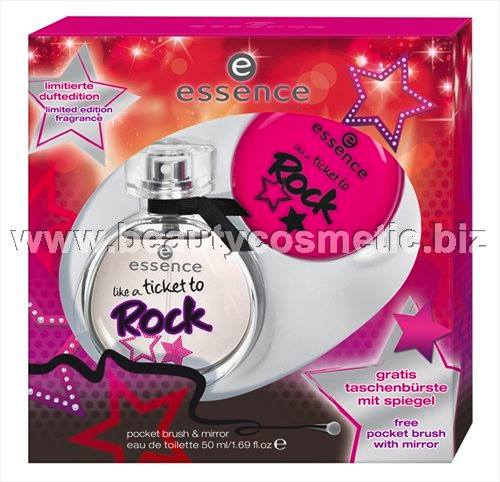 Essence Like a ticket to rock EDT