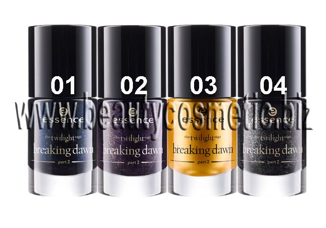 Essence Twilight Limited Edition Лак за нокти