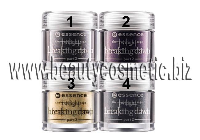 Essence Twilight Limited Edition пигменти