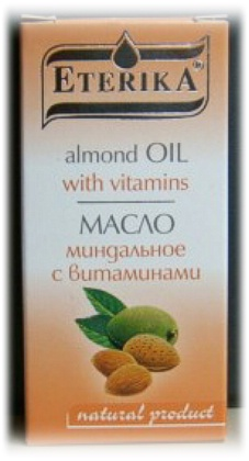 Eterika Almond oil with vitamins