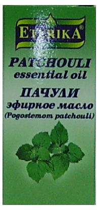 Eterika patchouli oil