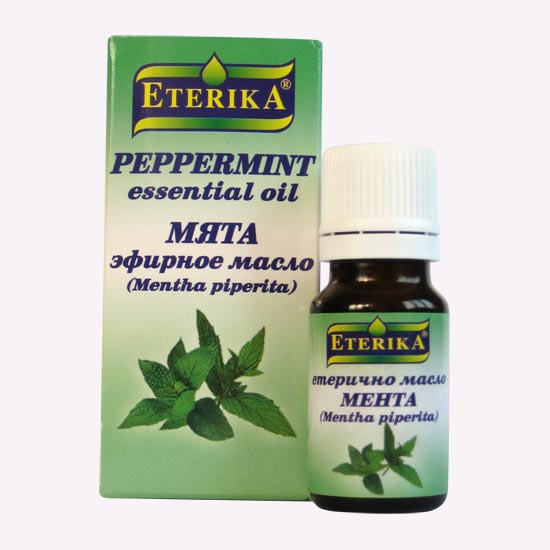 Eterika peppermint oil