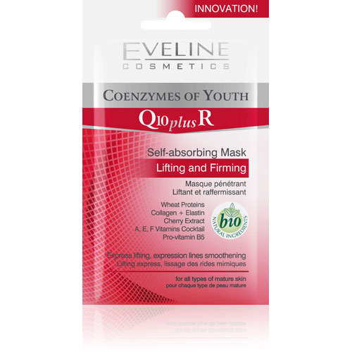 Eveline Firming Face mask with lifting effect