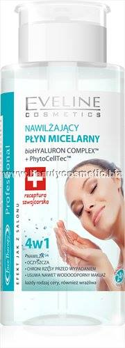 Eveline Face Therapy мицеларна вода 4 в 1