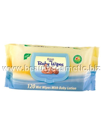 EVENT Baby wet wipes with marigold 140 pieces