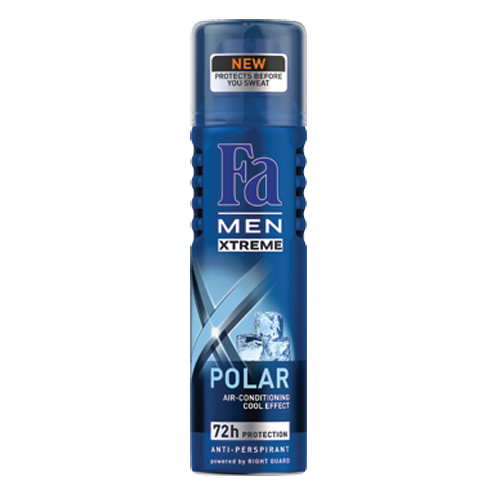 Fa men Xtreme Polar deo spray