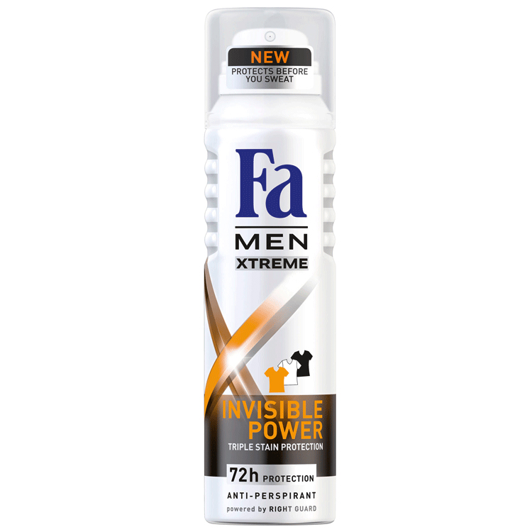 Fa Men Xtreme Invisible Power deo spray