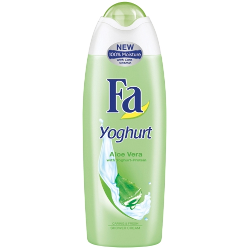 Fa Shower Gel Joghurt Aloe Vera