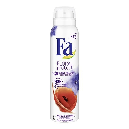 Fa Floral Protect Мак deo spray