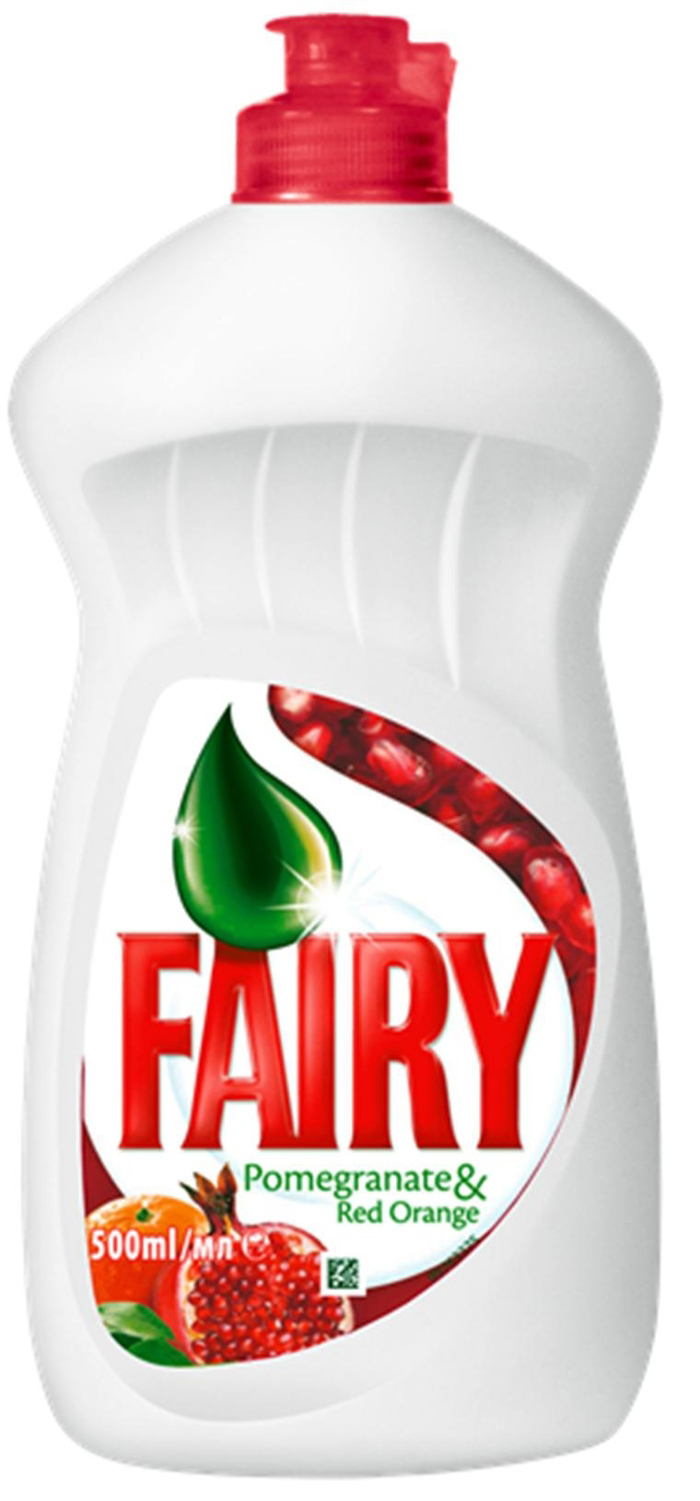 Fairy washing up liquid Orange & Pomegranate