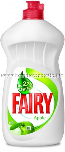 Fairy dish soap Apple