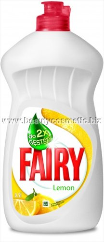 Fairy dish soap Lemon