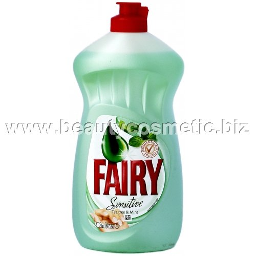 Fairy dish soap Sensitive with Aloe Vera