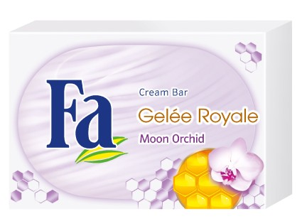 Fa Gelée Royale Moon Orchid сапун