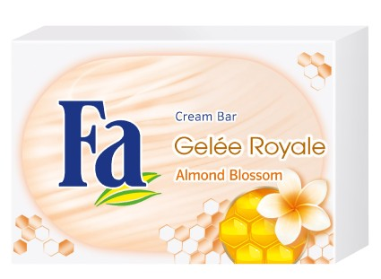Fa Gelée Royale  Almond Blossom сапун