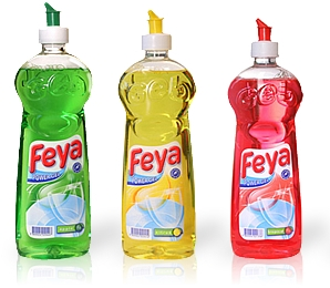 Feya Power gel препарат за съдове 500ml