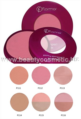 Flormar Pretty Blush-on