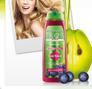 Fortifying Shampoo Color Resist  Fructis