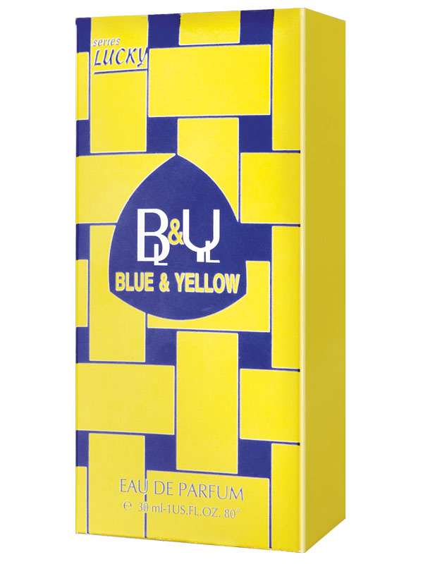 Lucky Blue & Yellow EDP 30ml
