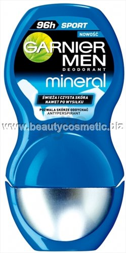 Garnier Men Mineral Sport deo roll on