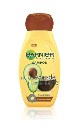 Garnier Ultra naturals Avocado & Karite shampoo 400ml