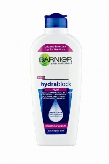 Garnier Hydra Locking Light body milk