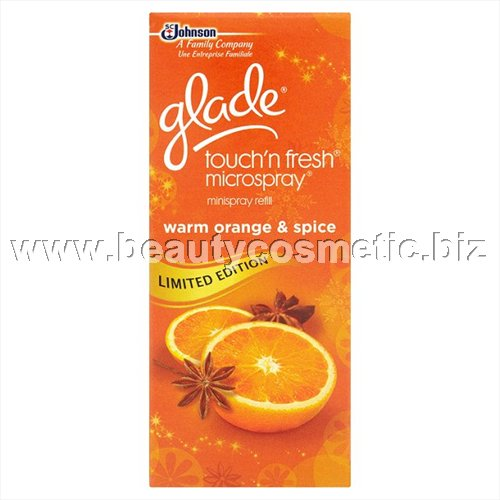 Glade Warm Orange & Spice Micro Spray Filler
