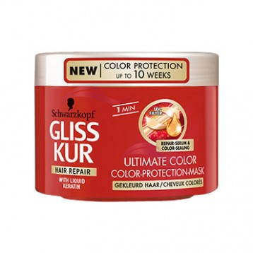 Gliss Ultimate Color маска за коса