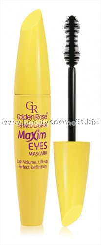 Golden Rose City Style Maxim Eyes Mascara