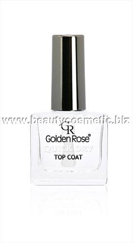 Golden Rose Quick Dry топ лак