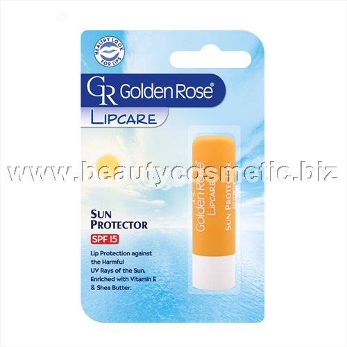 Sun protection for lips