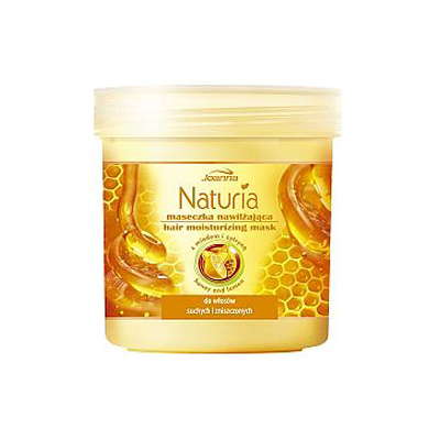Naturia mask Honey & Lemon