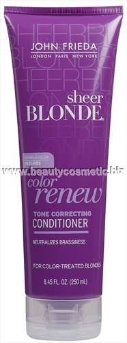John Frieda Sheer Blonde Colour Renew коригиращ балсам