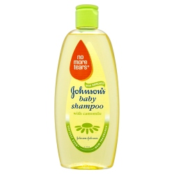 Johnson's® Baby Shampoo с лайка