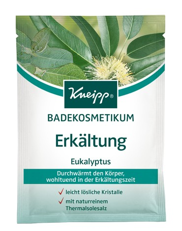 Kneipp bath crystals in Eucalyptus cold 60g