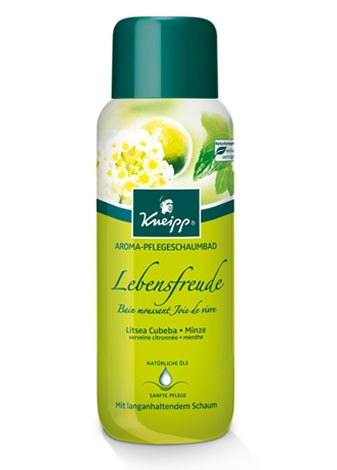 Kneipp  Scented foam joy of life