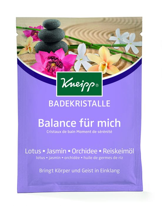 Kneipp Кристали за вана Баланс за мен 60g