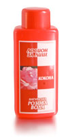 Face lotion rose water
