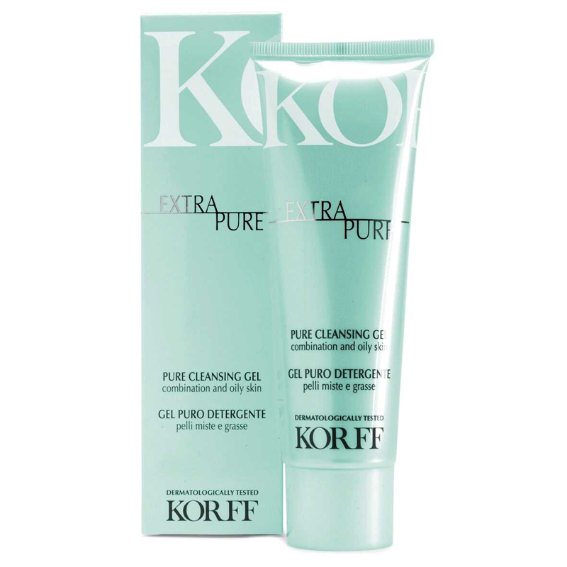 KORFF Extra Pure Cleansing Gel