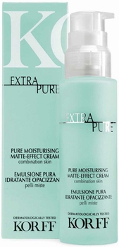 KORFF Extra Pure Cream Matte Effect