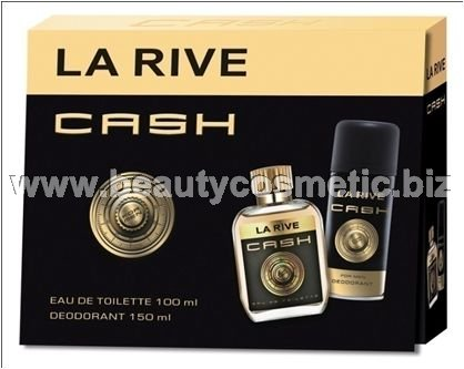 La Rive Cash Men Gift Set