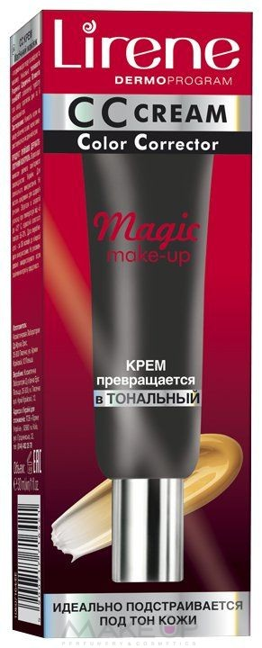 Lirene CC Сream Magic Make-Up