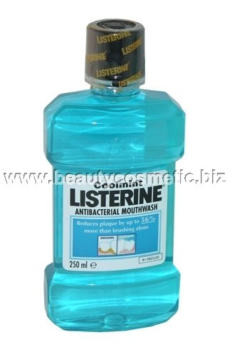 Listerine Coolmint вода за уста