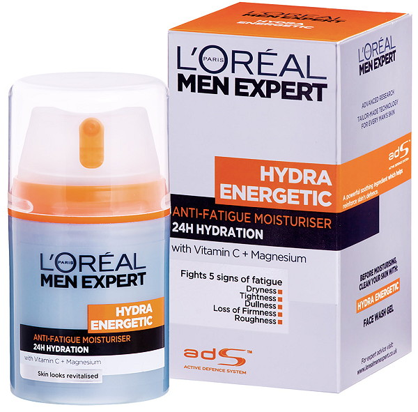 Loreal Hydra Energetic Men Expert