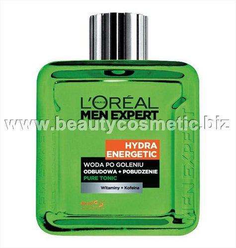 L'Oreal Men expert Hydra Energetic Pure Tonic after shave