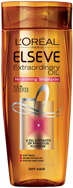L'Oreal Elsève Extraordinary Oil шампоан