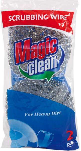 Magic Clean едра тел 2 броя