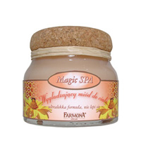 Magic Spa body polish cream Honey & Propolis
