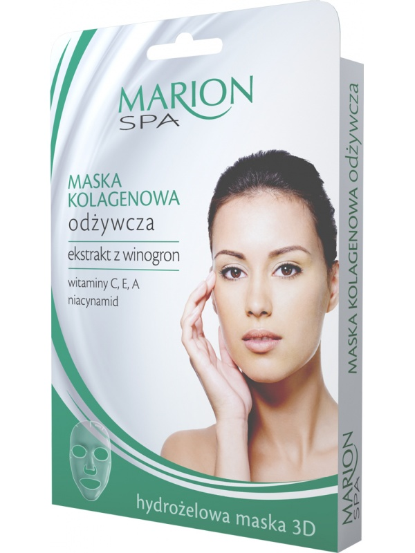 Marion SPA 3D Collagen Facial Mask